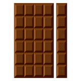 Chocolat bar. Royalty Free Stock Images