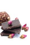 Chocolat, bonbons au chocolat pour la Saint-Valentin Photo stock