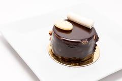 Chocolat cake Stock Image