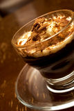 Chocolat chaud Photo stock