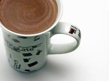 Chocolat chaud Image stock