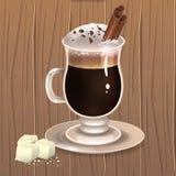 Chocolat chaud 2 Image libre de droits