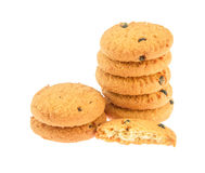 Chocolat Chip Cookies Images stock
