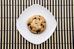Chocolat Chip Cookies Image stock