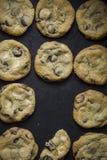 Chocolat Chip Cookies Image stock
