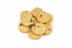 Chocolat Chip Cookies Photos stock