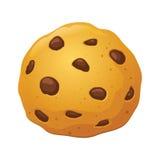 Chocolat Chip Cookies Vector Illustration illustration libre de droits