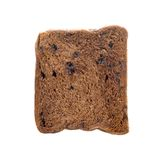 Chocolat coupé en tranches de pain Photos libres de droits