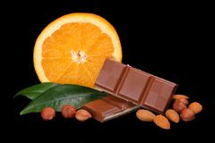 Chocolat délicieux Photos libres de droits