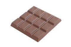 chocolat de bar Photographie stock