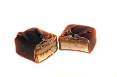 chocolat de bar délicieux Image libre de droits