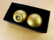 Chocolat de fantaisie dans le paquet de présentation photographie stock libre de droits