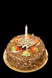 chocolat de gâteau photo libre de droits