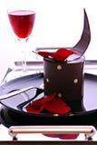 chocolat de gâteau Photographie stock libre de droits