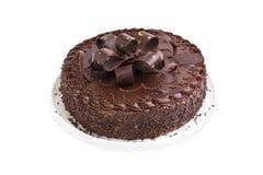 Chocolat de gâteau Image libre de droits