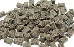 Chocolat de traitement au four Image stock