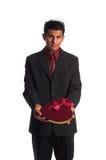 Chocolat de Valentine Images libres de droits
