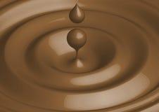 Chocolat de vecteur Photographie stock