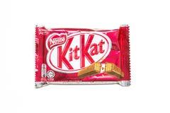 Chocolat du kit KAT Photographie stock