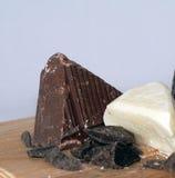 Chocolat du lait Image libre de droits
