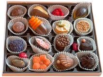 Chocolat fait main Photographie stock libre de droits