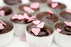 Chocolat fait maison Photographie stock libre de droits