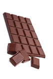 Chocolat foncé Photos stock