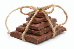 Chocolat foncé Photographie stock