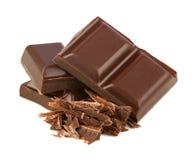 Chocolat foncé Image libre de droits