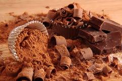 Chocolat II Image libre de droits