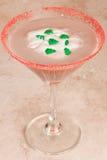 Chocolat martini de vacances Photos libres de droits