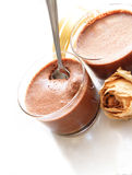 Chocolat mousse Royalty Free Stock Images
