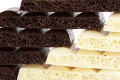 Chocolat poreux Photo libre de droits