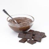Chocolat pur. Image libre de droits