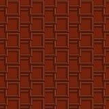 Chocolat seamless pattern Stock Photography