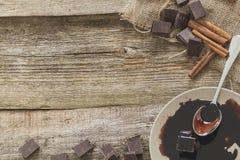 Chocolat sucré Image libre de droits