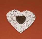 Chocolat Valentine Images stock
