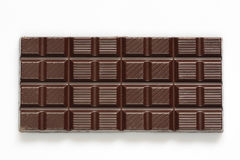 Chocolate. Isolated on white background Royalty Free Stock Photo
