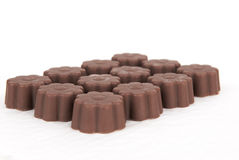 Chocolate. Sweet candy chocolate , creamy , delicious and tasty Stock Images