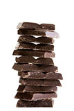 Chocolate. Stock Photo