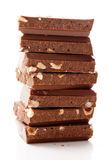 Chocolate. Imagem de Stock