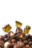 Chocolate Foto de Stock Royalty Free