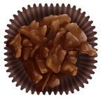 Chocolate. Illustration of chocos on a white background Royalty Free Stock Photos