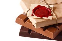 Chocolate. fotografia de stock