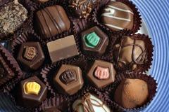 Chocolate Imagenes de archivo
