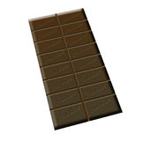 Chocolate. A Bar Of Chocolate royalty free illustration
