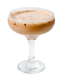 Chocolate Alcoholic Cocktails Royalty Free Stock Photo