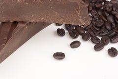 Chocolate amargo Fotografía de archivo libre de regalías