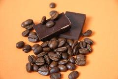 Chocolate amargo foto de archivo libre de regalías