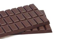 Chocolate amargo Fotos de archivo libres de regalías